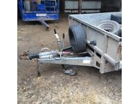 12ft Ifor Williams trailer