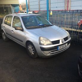 Renault Clio 1.4 cheap for sale