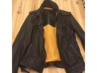 Superdry Brad leather jacket