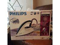 Philips perfect care aqua steam iron