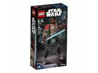 LEGO Star Wars Finn 75116: Brand new unopened