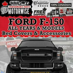 Ford F150 Bed Covers - Accessories - Performance Parts | FINANCING Available | Shop & Order Today at Motorwise.ca