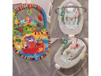 Baby Chair and Baby Gym bundle