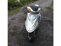 Baotian 125 moped...