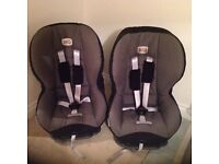 Britax Prince toddlers car seats group 1 9 months - 4 years light 5 point harness great condition