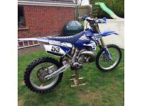 2006 Yamaha yz250 2 stroke