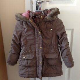 Girls Winter Coat 3/4 yrs