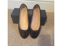Jack Wills Ladies Ballet Pumps