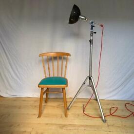 Ianiro studio floor light lamp photography industrial