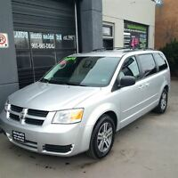 2010 Dodge Grand Caravan SE PLUS, STOW & GO, FLEX FUEL, ALLOY WH