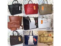 LV Neverfull LV Speedy Burberry MK Michael Kors Hermes Louis Vuitton Designer handbags london