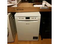 Nearly new Hotpoint dishwasher