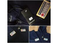 Dsquared Tracksuit (not stone island moncler the North Face Gucci Ralph Lauren Versace Nike)