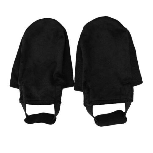 1 Pair Bowling Shoe Slider Slide Cover Sock - Washable, Reus