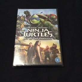 2016 New Release Turtles 2 ( out of the shadows )