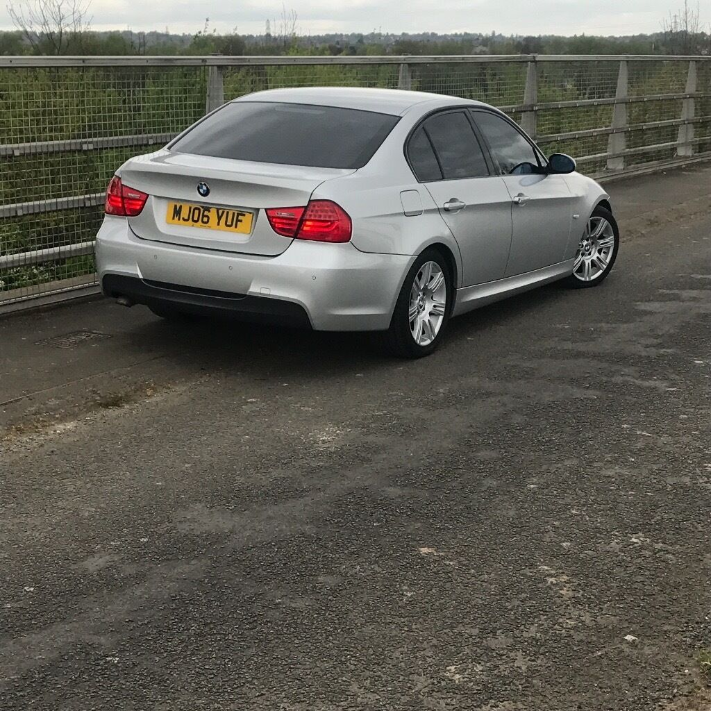 Bmw 320d M Sport: *REDUCED!!!*BMW 320d M SPORT LCI *HPI CLEAR*FULL SERVICE