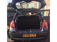 2006 Renault Clio - fully serviced and MOT'd until June 2016, £1800 ono