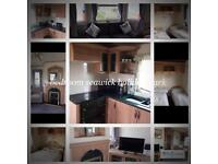 3 bedroom Caravan for hire Seawick holiday park