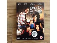 Party of Five complete first series 1 starring Matthew Fox (Lost) and Neve Campbell
