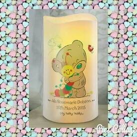 Me To You Led Candle~Night Light🕯