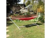 Garden Hammock in new condition