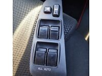 Toyota avensis window switch