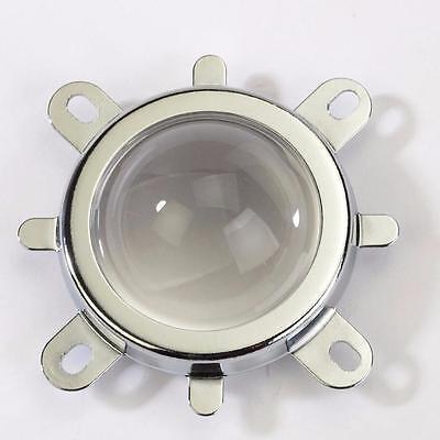 NEU 50mm Reflektor Glaslinse Bausatz Optik Für 20W 30W 50W 70W 100W LED Fluter