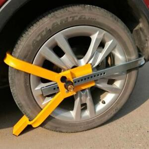 Wheel Lock Tire Trailer Auto Car Truck Anti-Theft Security 16 Lock Positions - BRAND NEW - FREE SHIPPING