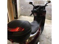 Honda S wing 125cc