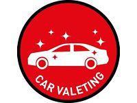 Car Valeter Required Immediate Start