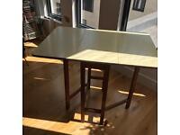Vintage retro Formica table 1960s