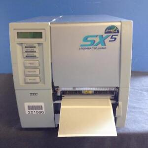 Imprimante Tec B-SX5T, Kit de départ (201566)