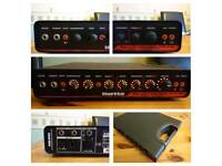 Hartke TX600 D class amp