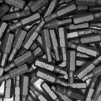 100 Stück Bits SW4 Schrauberbits Sechskant SW 4 Stahl S2 Bit 25mm Niedersachsen - Hage Vorschau