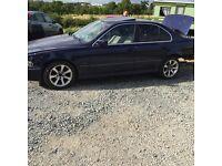 BMW 520i drift car