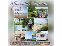 Affordable Seafront Family Breaks HAVEN Golden Sands Mablethorpe Lincolnshire