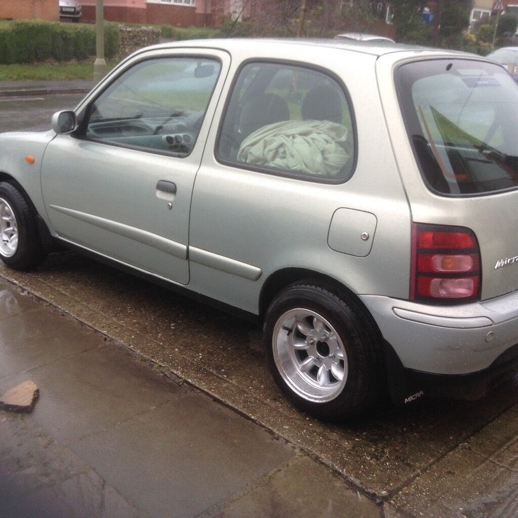 Forsale Modified Nissan Micra 1400