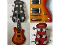 Tradition MTP 350 2002 (Samick) with Hard Case