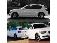 BMW 1-Series £9,000 ONO, manual, 1.6 diesel, 2 keys , CD/AUX/BLUETOOTH