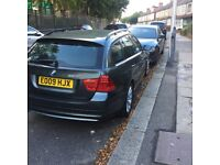 2009 LCI Facelift BMW 320d SE Touring Automatic Diesel E91 3 series Estate px