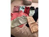 Women bundle clothes size 12