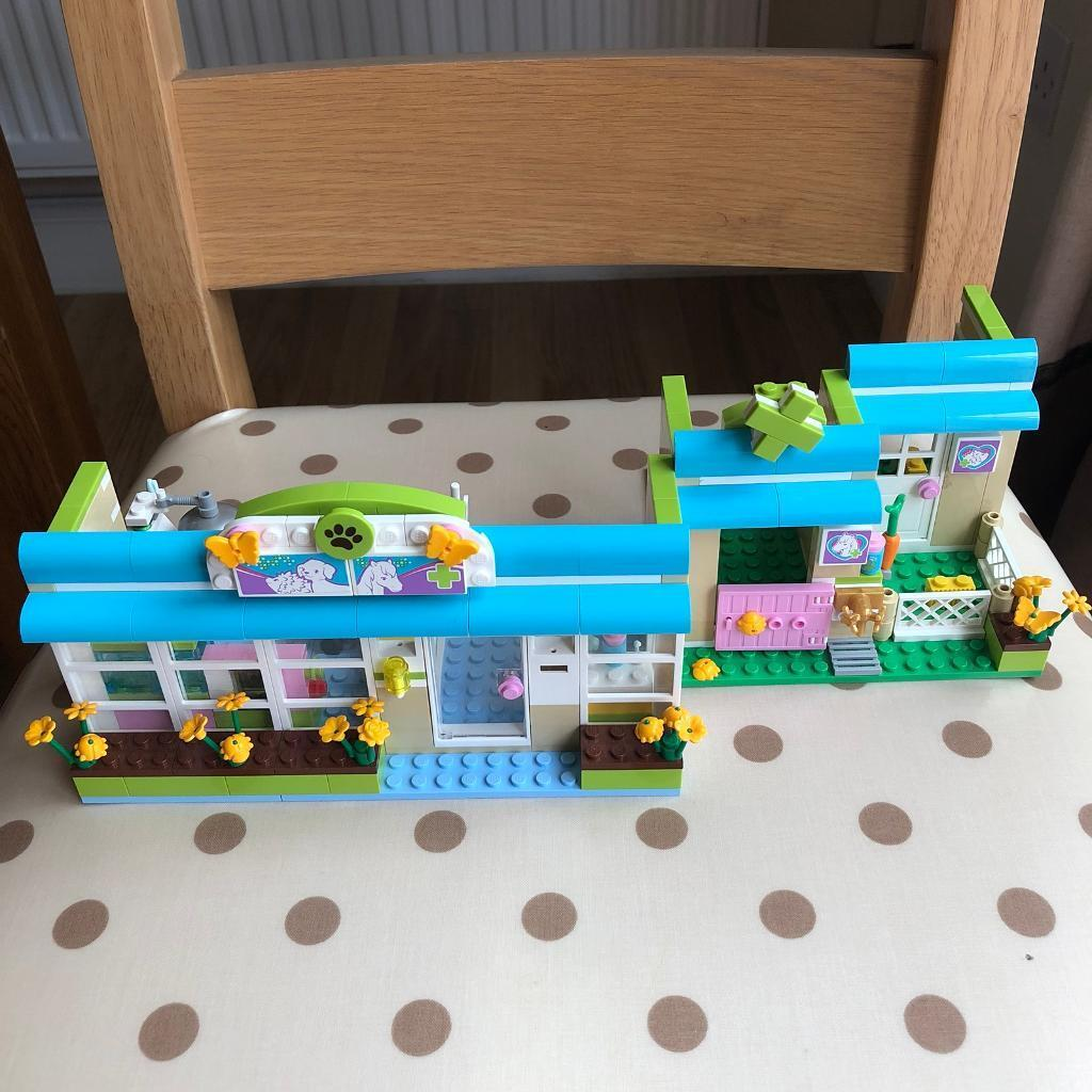 Lego Friends Vet And Stable In Brundall Norfolk Gumtree