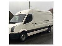 Van and Man £25