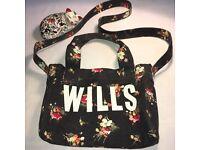 Jack Wills Canvas Bag