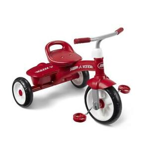 New Radio Flyer 421Z Red Rider Trike 21/2 - 5 years old  (pick up) PU2