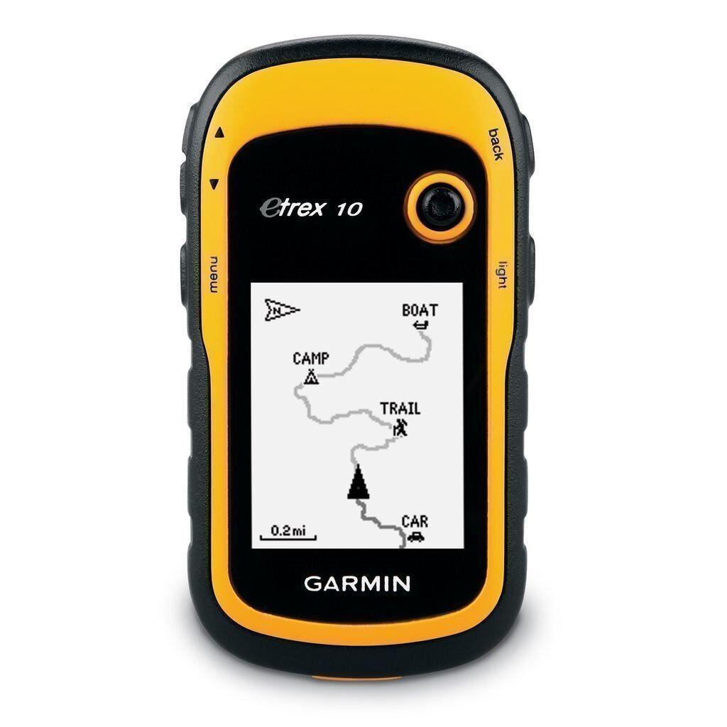 Garmin eTrex 10 Handheld Outdoor Hiking GPS Receiver BRAND NEW 010-00970-00