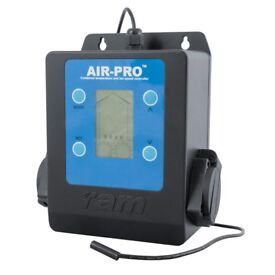 Hydroponics Ram Air Pro 2 High Power Temperature Twin Speed Fan Controller 16amp