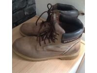 Mens Caterpillar Boots
