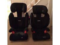 Recaro Monza group 2-3 car seats (2 for sale)