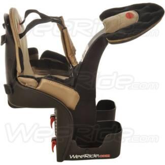 WeeRide Deluxe Kids Bike Seat Attachment
